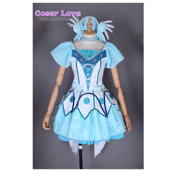 WATER BLUE NEW WORLD Takami Chika Cosplay Carnaval Costume Halloween Christmas Costume - DISCOUNT ITEM  6% OFF All Category