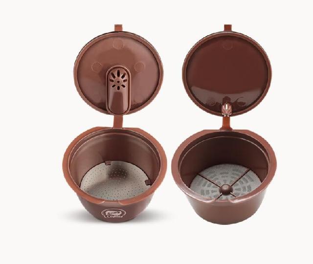 Crema Coffee Capsule Filter...