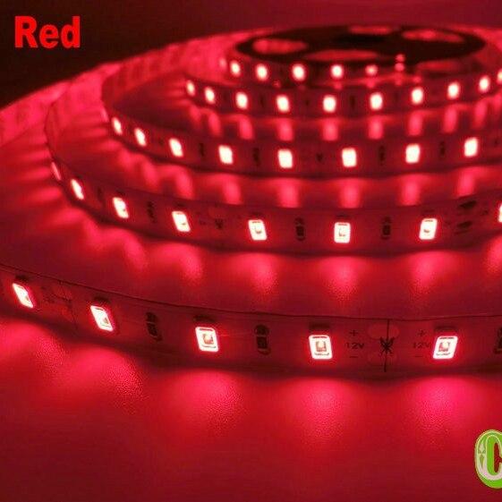 LED zolaqlı işıq 5630 DC12V 5M 300led çevik 5730 bar yüngül - LED işıqlandırma - Fotoqrafiya 4