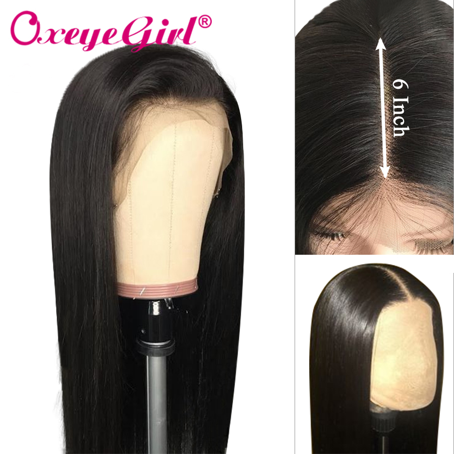 13x6 Lace Front Wig Straight Human Hair Wigs For Black Women Brazilian Lace Wig With Baby