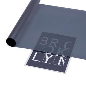 Black Window Tint Film 0.5*3M