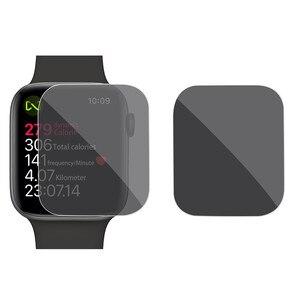 Image 1 - Privacy Pellicola di TPU Protezione Dello Schermo Per Apple Serie di Orologi 4 44 millimetri Dropshipping Oct.5