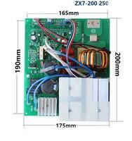 ZX7 250 ZX7 200 inverter dc arc welding upper for Electric welding machine general circuit board