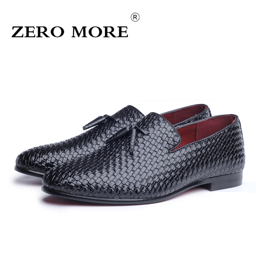 Fashion Men Loafers ZERO MORE High Quality Men Shoes Soft PU Leather Comfortable Men Casual Slip on Shoes 3 Colors Size 37-48 dxkzmcm genuine leather men loafers comfortable men casual shoes high quality handmade fashion men shoes