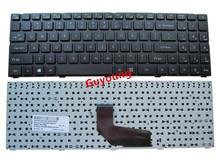 Ноутбук английская (США) клавиатура для DNS TWC K580S i5 i7 D0 D1 D2 D3 K580N K580C K620C AETWC700010 MP-09R63SU-920 черный с рамкой