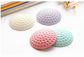 Thickening Wall Mute Fenders Golf Door Modeling Rubber Fender Fist Door Lock Protection Pad Protection Stick Wall Stick 3516