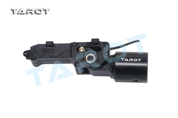 Tarot 25mm CNC ALL Metal Medium Size Electric Retractable Landing Gear Skids DRIVER for Multicopter TL8X003