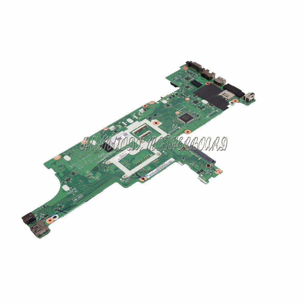 US $229 5 10% OFF|NOKOTION Laptop Motherboard For Lenovo Thinkpad T440S  VILT0 NM A052 04X3964 04X3960 I7 4600U CPU DDR3L MAIN BOARD full tested-in