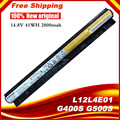 New Original L12L4E01 Laptop battery for LENOVO G400S G405S G410S G500S G505S G510S S410P S510P Z710 L12S4A02 L12M4E01 L12S4E01