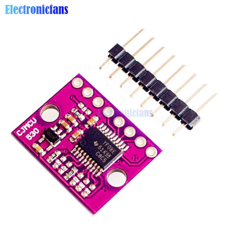 CJMCU VL53L0X 3-5V World smallest Time-of-Flight (ToF) Ranging Sensor ModuleCJMCU VL53L0X 3-5V World smallest Time-of-Flight (ToF) Ranging Sensor Module