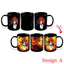 Dragon Ball Heat Activated Cup