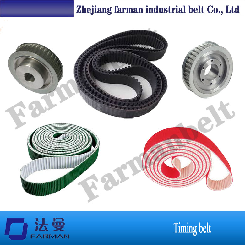 Good quality htd 5m industrial rubber timing belt(2M,3M,5M,8M,14M) 0 5m 1m 2m 3m 5m elbow up