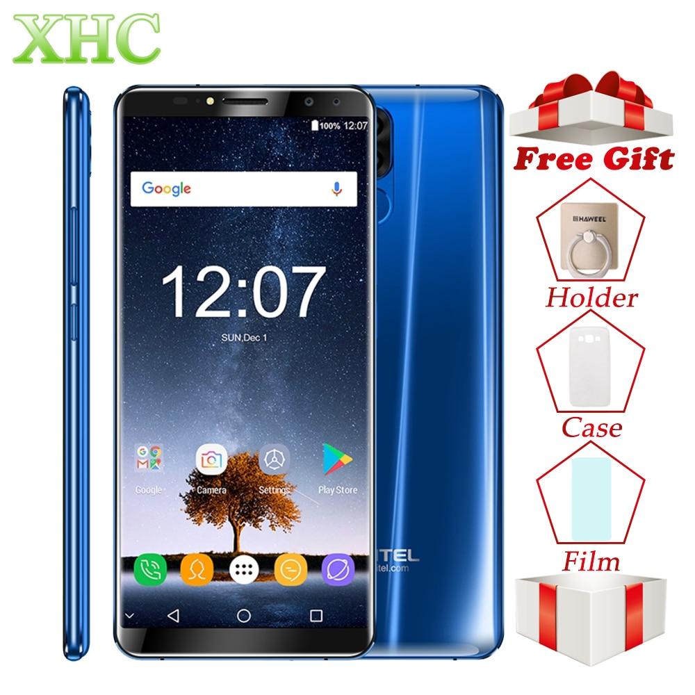 OUKITEL K6 6GB 64GB 6.0'' FHD Display Smartphones MTK6763 Octa Core 6300mAh Fast Charge Face ID 16MP NFC Dual SIM Mobile Phones