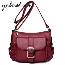 New bags for women 2019 Crossbody Bag Women PU Shoulder Bag High Quality Female Leather Messenger Bags For Women Sac a Main