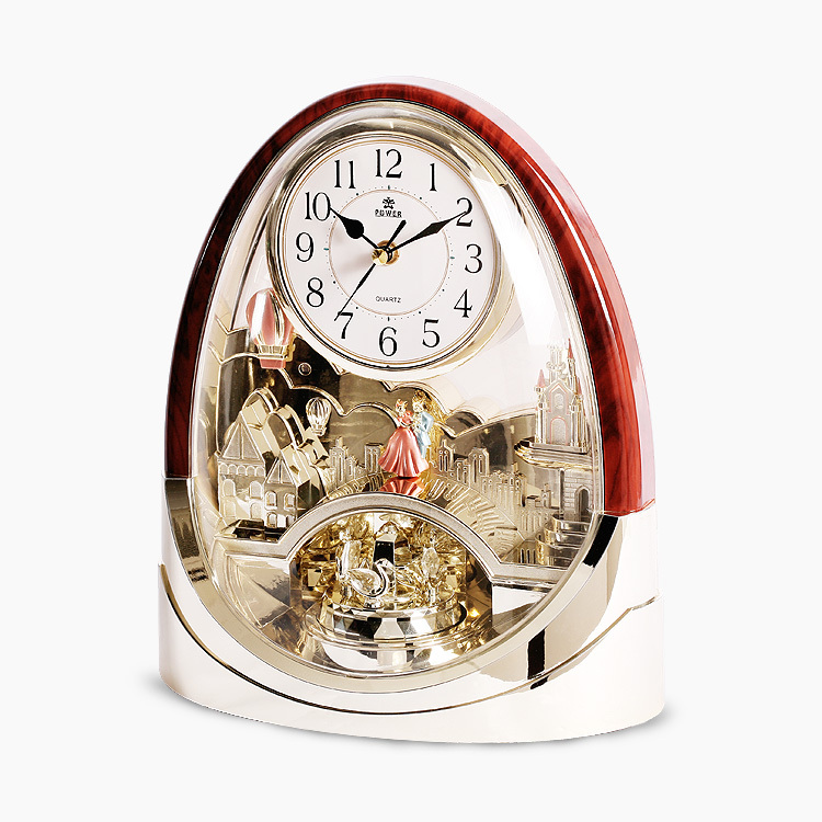 home decor desk clock modern design decorative table clocks 3d clock watch vintage needle quartz power4212 - Designer Desk Clock