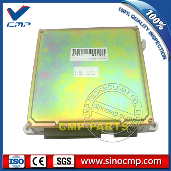 VOE 14518349 ECU בקר לוח בקרה עבור וולוו EC290B EC290BLC חופר, 1 שנה אחריות