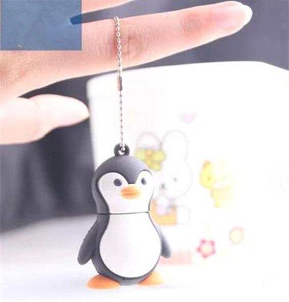 Usb флэш-накопитель Пингвин Детские USB 2,0 flash Memory Stick 1 ГБ-64 ГБ S226pendrive