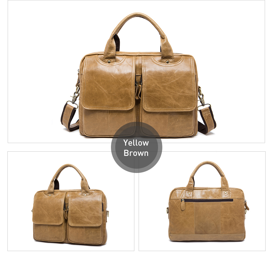 China briefcase genuine leather Suppliers