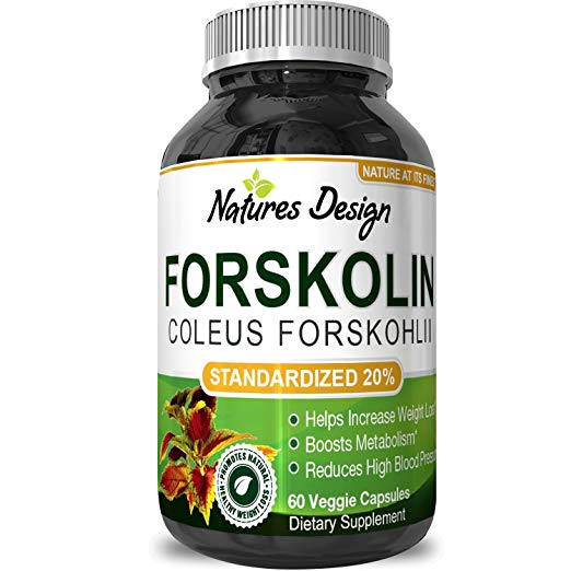 Pure Forskolin Extract - Fat Burning & Metabolism Boosting Weight Loss for Women & Men 3 bottle 300pcs pure green coffee beans extract fat burning weight loss