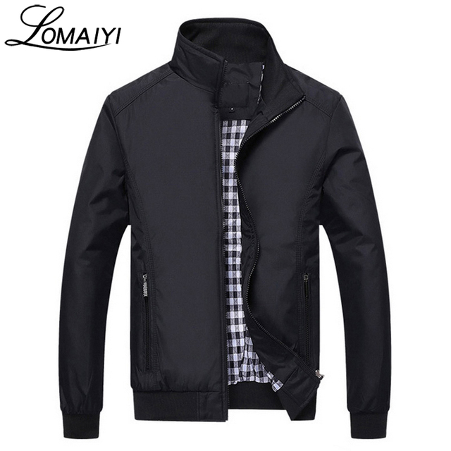 Aliexpress.com : Buy LOMAIYI Plus Size Autumn Casual Men's Jacket ...
