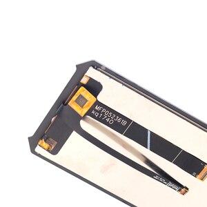 Image 5 - 5,2 zoll display für Doogee S60 S60 Lite LCD + touchscreen 100% getestet tablet komponente ersatz + freies verschiffen
