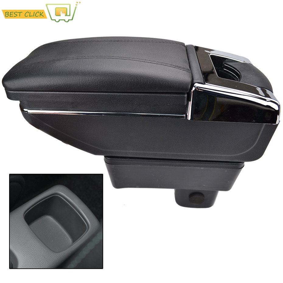 For Suzuki Swift 2005   2017 Center Centre Console Storage Arm Rest Rotatable Box Armrest 2006 2007 2008 2009-in Armrests from Automobiles & Motorcycles