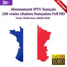 IPTV Subscription Code SUBTV IPTV France Belgium Netherlands Portugal IPTV M3U Smart