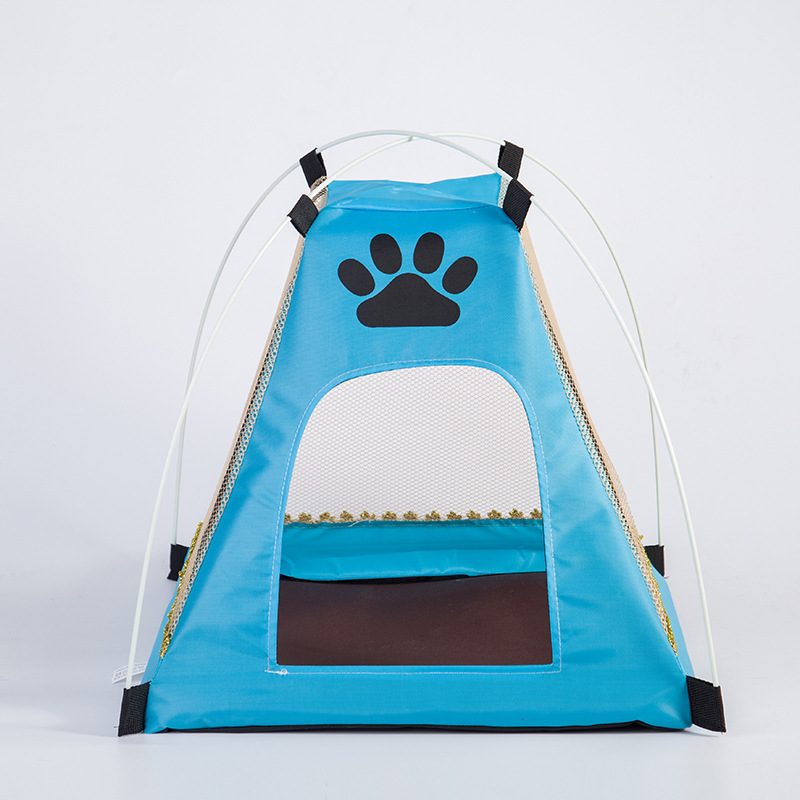 Portable Foldable Pet Dog Cat House Toy Nest Cats Tent Playpen Indoor Outdoor Kennel Tents for Small Cats Dogs-in Houses Kennels u0026 Pens from Home u0026 Garden ...  sc 1 st  AliExpress.com & Portable Foldable Pet Dog Cat House Toy Nest Cats Tent Playpen ...