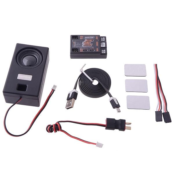 ess pro sense innovations real engine sound simulator rc. Black Bedroom Furniture Sets. Home Design Ideas