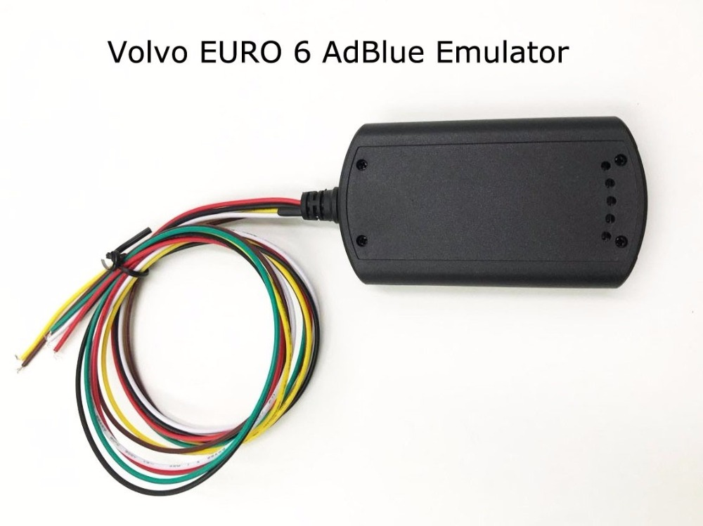 Support Euro 6 Newest Adblue Emulator with NOx sensor for Volvo Trucks Support DPF system картридж новая вода k990
