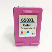 Vilaxh 650XL Compatible Ink Cartridge Replacement for HP 650 XL for HP Deskjet 1015 1515 2515 2545 2645 3515 3545 4515 4645 цена 2017