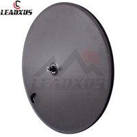 LEADXUS 700C Carbon Fiber Disc Wheels Track/Road Bike 3K/UD Clincher/Tubular Disc Wheels Clincher/Tubular Carbon Wheels