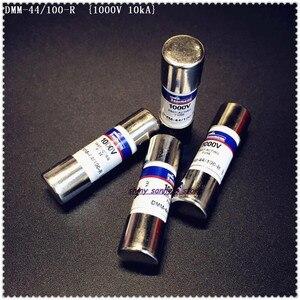 2 шт./лот 10x35 мм DMM-44/100-R, DMM-B-44/100-R 440mA 1000 В 10ка быстро действующий керамический предохранитель для мультиметра абсолютно новый