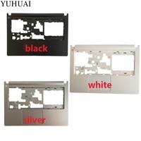 NEW C vỏ top trường hợp Đối Với Lenovo Ideapad M30-70 Palmrest bìa Nếu Không Có Touchpad trắng/đen/bạc