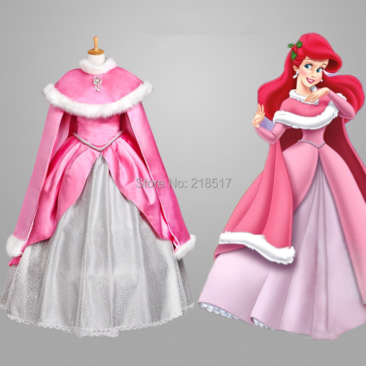 Popular Ariel Pink Dress-Buy Cheap Ariel Pink Dress lots from ...