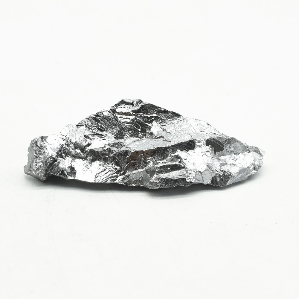 1KG Antimony 4N Sb Substance Lump High Purity 99 99 for Research and Development Element Metal