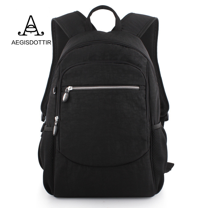 Simple Solid High Quality Large Capacity Men Travel Bags Rucksack Back Pack Laptop Bag Waterproof Linen Zipper Mochila Masculina