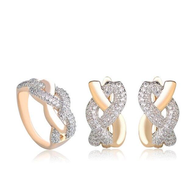 MECHOSEN OL Earrings Ring...