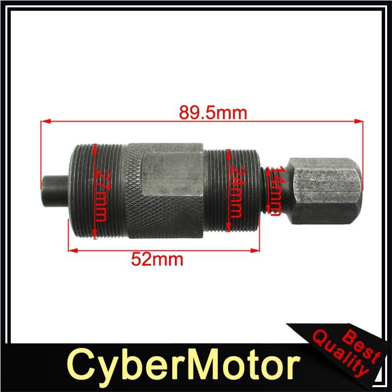 27mm /& 24mm Magneto Flywheel Puller For Kawasaki KD80 KV100 Yamaha YFM80 YZ125