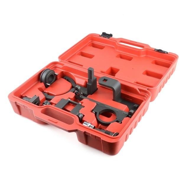 AP03 Car Engine Timing Tool Kit Chain Camshaft Locking Tool Kit for Ford Explorer Mustang Ranger FOR Mazda B4000 4.0L 4