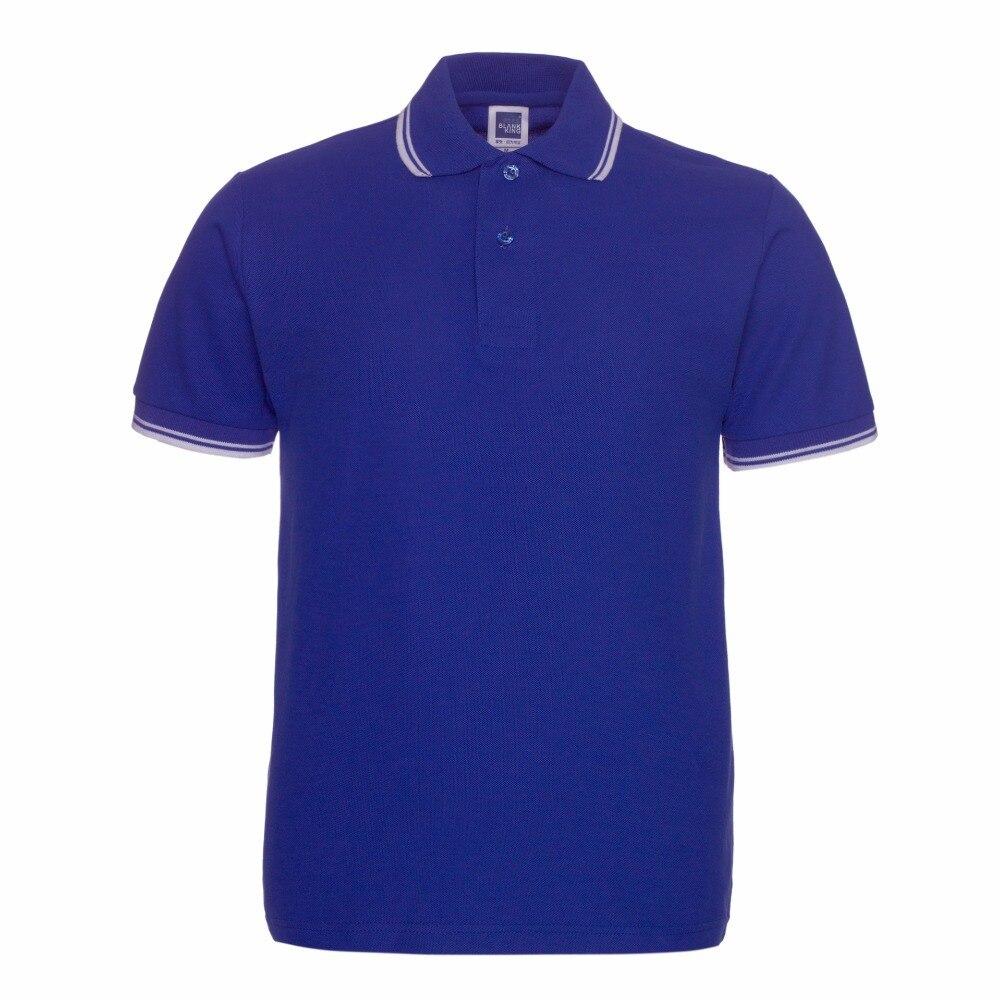 6201 Mens Blank Polo Shirt 7oz 65 Cotton 35 Polyester Blend