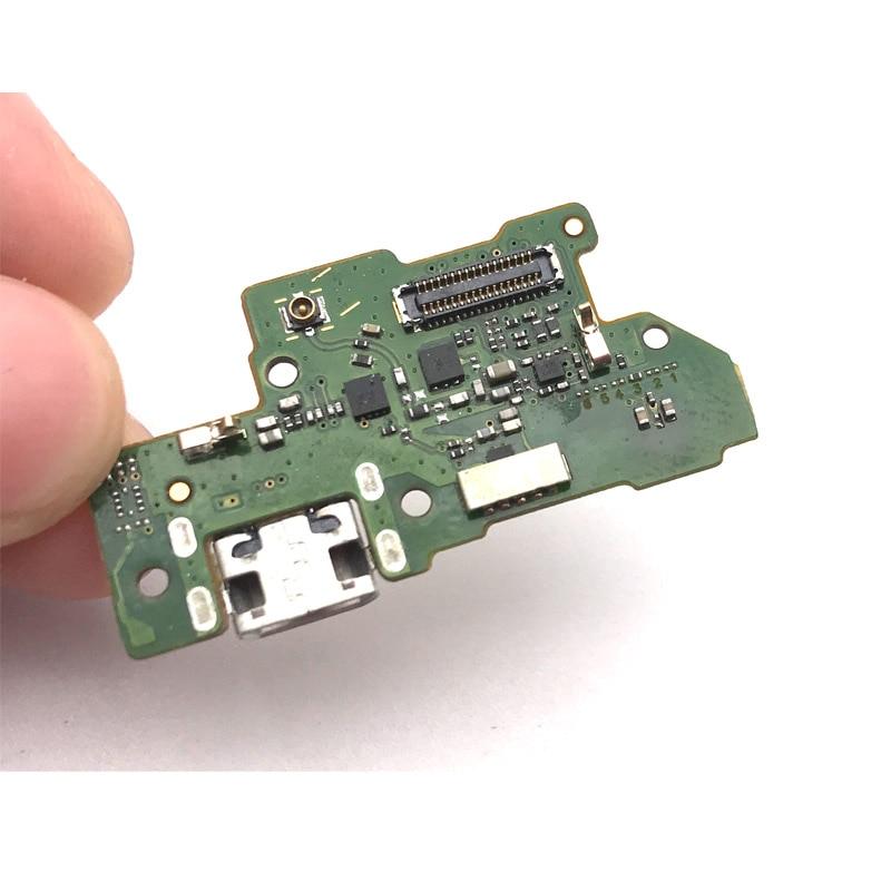 Marque Nouveau Chargeur Dock Connecteur USB Port de Charge Plug Flex Câble Pour Huawei Y7/Y7 Premier 2017 Remplacement