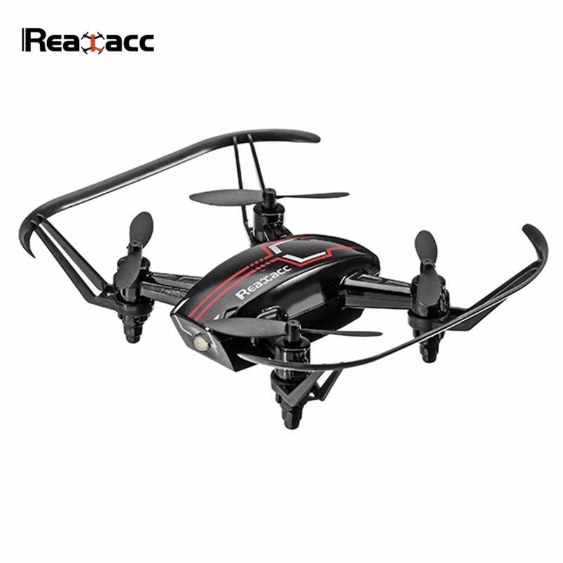 Realacc R10 Mini Headless Mode Mini Pocket Drone 2 4G 4CH 6 Axis RC Quadcopter RTF