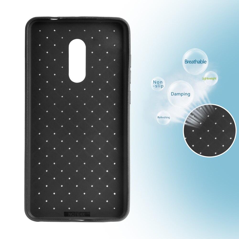 Proelio Ultra Thin Soft Silicone Weave Case For Xiaomi Redmi 4X 5X Note 4 5A Protector Phone Case For Redmi Note 4X Cover Coque  (13)
