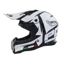 Ls2 moto rcycle helm accessoriesshina casco moto moto cross helmen moto rcycle racing predator masker duitse integraalhelm 1(China)