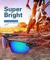 Coolsir Brand uv400 SunGlasses/ Mans Mountain Goggles/Sport  MTB Sunglasses Ciclismo Glasses with Retail packaging free shipping