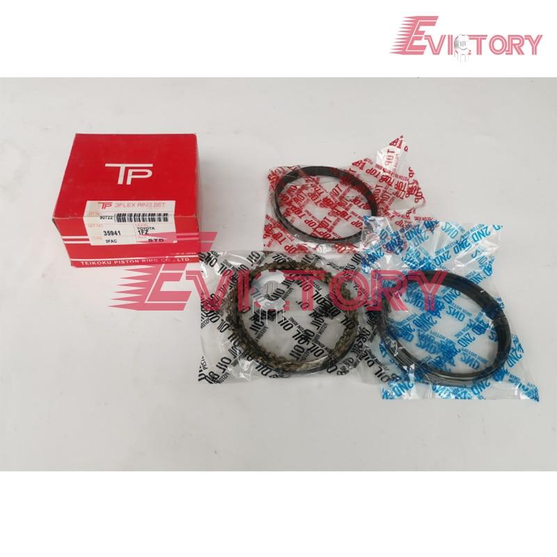 Piston Ring Set for TOYOTA,TOYOTA FAW ,LEXUS LAND CRUISER 80,J8,1FZ-FE