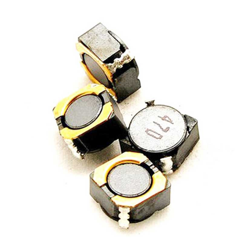 10PCS Shielded Inductor SMD Power Inductor CDRH4D28 CDRH5D28 CDRH6D28 1uH 2.2uH 4.7uH 10uH 22uH 47uH 68uH 100uH 220uH 470uH image