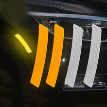 hot deal buy car stickers car reflective warning stickers for tiguan golf 7/7.5 passat arteon modified body stickers front