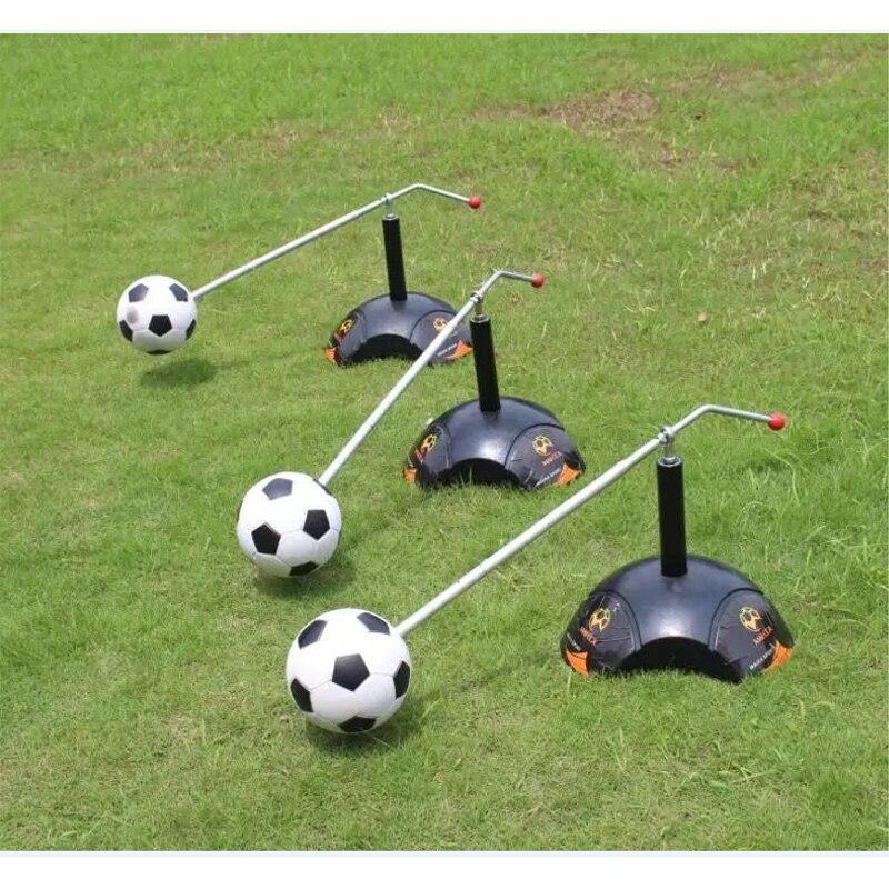 MAICCA футбольный тренировочный профессиональный футбольный тренировочный мяч контроль помощь при стрельбе стальной набор вращающееся оборудование для упражнений - 4